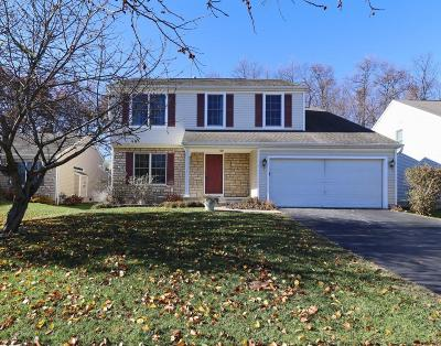 Sunbury Single Family Home Contingent Finance And Inspect: 686 Village Mill Drive