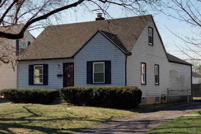 Columbus Multi Family Home For Sale: 481 Demorest Road