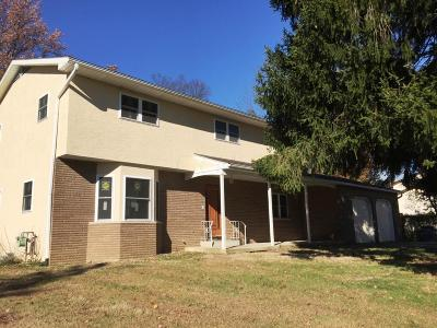 Reynoldsburg Single Family Home Contingent Finance And Inspect: 291 Deer Trail Road