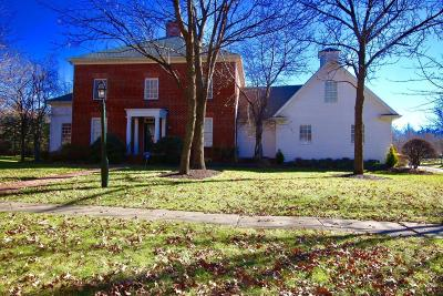 New Albany Single Family Home For Sale: 4370 Olmsted Road
