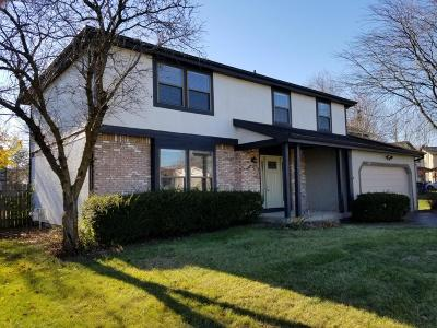 Worthington Single Family Home Contingent Finance And Inspect: 1241 Serenity Lane