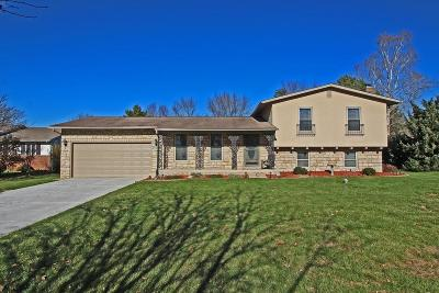 Canal Winchester Single Family Home Contingent Finance And Inspect: 5180 Bixford Avenue