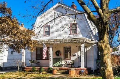 Bexley Single Family Home For Sale: 724 Euclaire Avenue