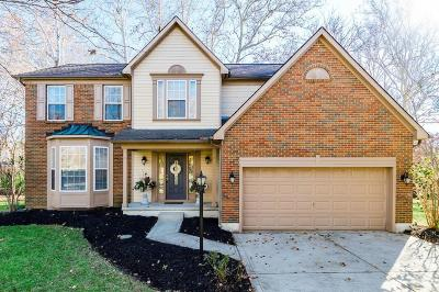 Pickerington Single Family Home For Sale: 992 Inverness Glen Road
