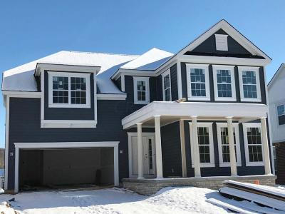 Westerville Single Family Home For Sale: 1412 Leesland Drive #Lot 64