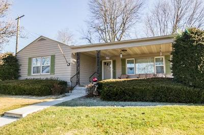 Utica Single Family Home For Sale: 212 Crestview Drive