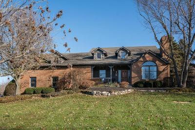 Single Family Home For Sale: 8320 Benadum Road NW