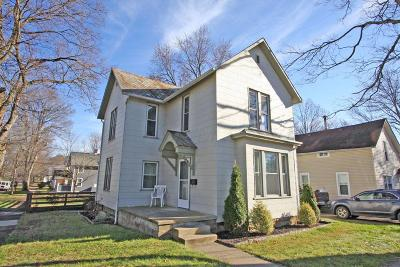Mount Vernon Single Family Home For Sale: 608 N Gay Street