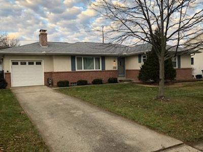 Grove City Single Family Home Contingent Finance And Inspect: 3174 Kingswood Drive