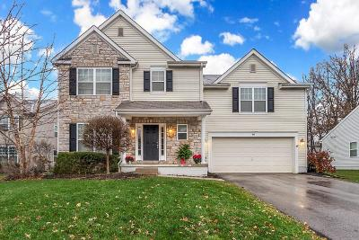 Westerville Single Family Home For Sale: 88 Gibson Place