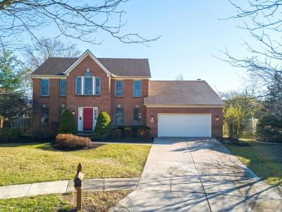 Westerville Single Family Home For Sale: 1180 Wedgewood Terrace