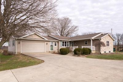 Utica Single Family Home For Sale: 20955 Clutter Road
