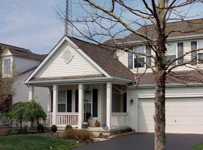 New Albany Single Family Home For Sale: 5958 Painted Leaf Drive