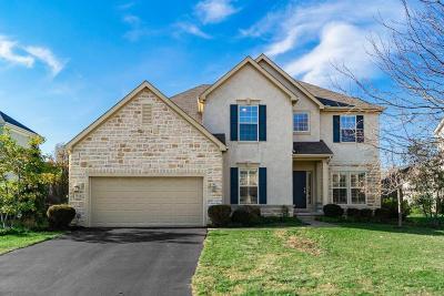 Delaware Single Family Home For Sale: 7918 Fargo Lane
