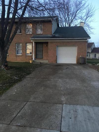 Reynoldsburg Single Family Home For Sale: 2293 Ayers Drive