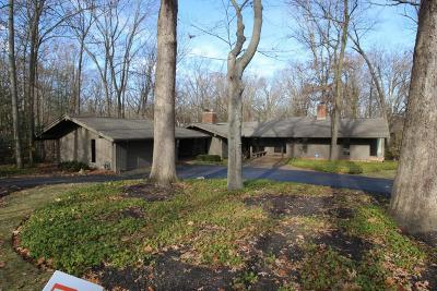 Columbus Single Family Home Contingent Finance And Inspect: 8030 Woods Lane