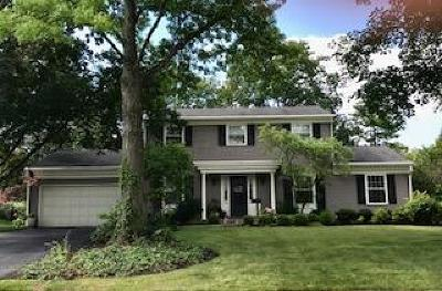 Columbus Single Family Home For Sale: 2191 Haverford Road