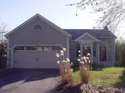 Hilliard Single Family Home For Sale: 4867 Heath Trails Road