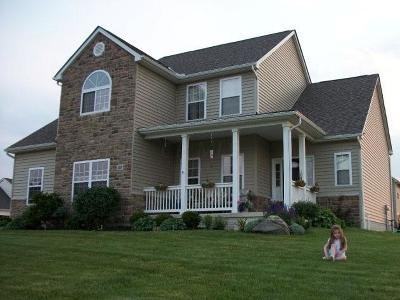 Centerburg Single Family Home Contingent Finance And Inspect: 44 Waters Edge Lane