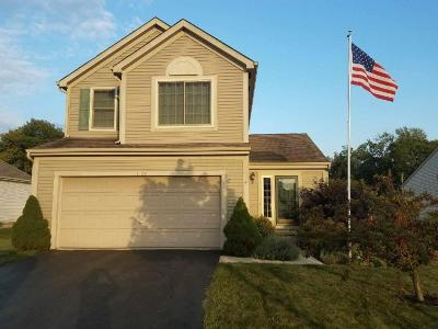 Galloway Single Family Home Contingent Finance And Inspect: 1122 Crossbrook Boulevard