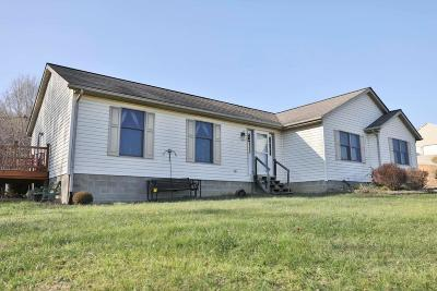 Chillicothe OH Single Family Home Contingent Finance And Inspect: $169,000