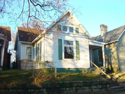 Chillicothe OH Single Family Home Contingent Finance And Inspect: $54,900