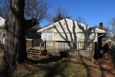 Single Family Home For Sale: 472 Chase Road