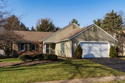 Reynoldsburg Single Family Home Contingent Finance And Inspect: 463 Hawthorne Place