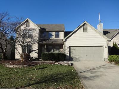 Powell Single Family Home Contingent Finance And Inspect: 8791 Edgerton Drive