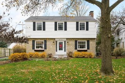 Single Family Home Contingent Finance And Inspect: 1511 Barrington Road