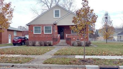 Columbus Single Family Home For Sale: 1346 Westwood Avenue