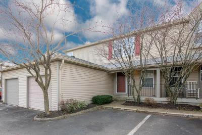 Hilliard Condo For Sale: 5683 Everbrook Drive #38B