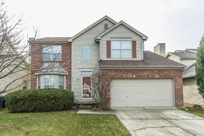 Worthington Single Family Home Contingent Finance And Inspect: 935 Larkfield Drive