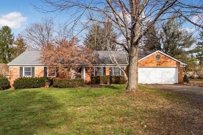 Single Family Home For Sale: 2668 Lane Road