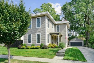 Columbus Single Family Home For Sale: 964 Highland Street