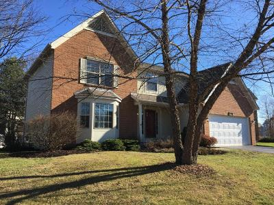 Canal Winchester Single Family Home For Sale: 6194 Mistover Lane