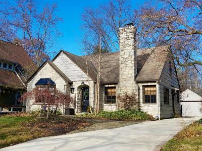 Single Family Home Contingent Finance And Inspect: 214 Winthrop Road