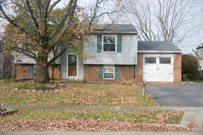 Grove City Single Family Home For Sale: 3647 Christopher Place