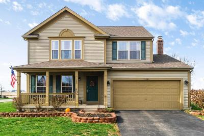 Single Family Home Contingent Finance And Inspect: 1024 Weather Vane Way