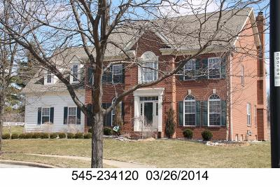 New Albany Single Family Home Contingent Finance And Inspect: 5084 Turner Close