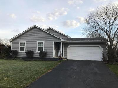 Columbus Single Family Home For Sale: 3312 Medoma Drive