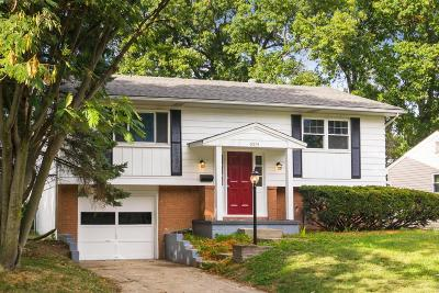 Single Family Home For Sale: 6574 Red Coach Lane