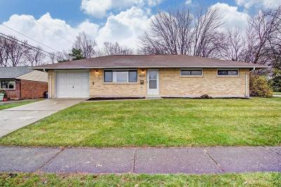 Single Family Home Contingent Finance And Inspect: 1690 Lucks Road