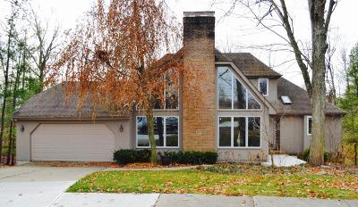 Westerville Single Family Home Contingent Finance And Inspect: 989 Vincent Court