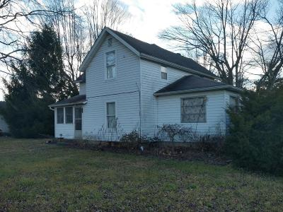 Delaware Single Family Home For Sale