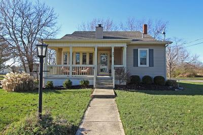Canal Winchester Single Family Home For Sale: 224 Highland Avenue