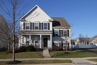 Westerville Single Family Home For Sale: 755 Paddlecreek Drive