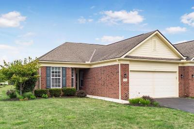New Albany Condo Contingent Finance And Inspect: 5726 Snedegar Drive #1001