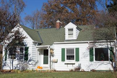 Single Family Home Contingent Finance And Inspect: 184 Westview Avenue