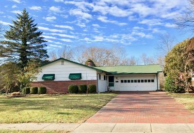 Single Family Home Contingent Finance And Inspect: 3399 Kirkham Road